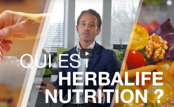 Qui est Herbalife Nutrition