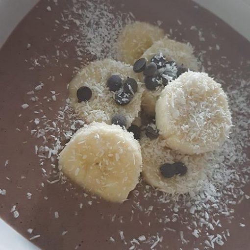 Shake formula 1 choco coco et cacahuetes
