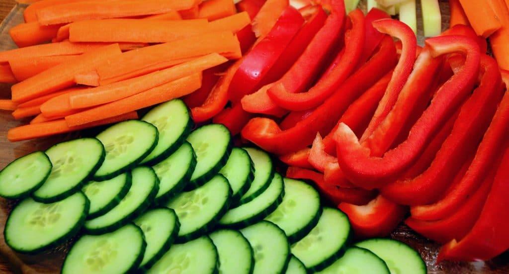 manger saint avec une alimentation basée sur le végétale